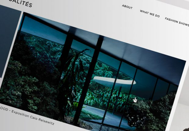 Instinct is a new trend agency specialized in fashion. After have done their visual identity, they asked us to create their website. The complexity of request was based on multiple entries and subcategory they wanted and the layout of visual content - like mood-boards - that needed to be unified.
