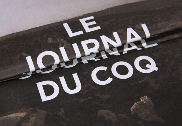 Le Coq Sportif have appealed to us since 2012 for developing printed projects, as look-books and event published objects.