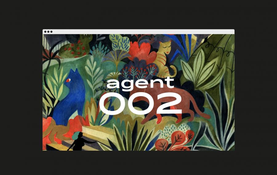 Acme Paris Agent 002 Illustrations 2