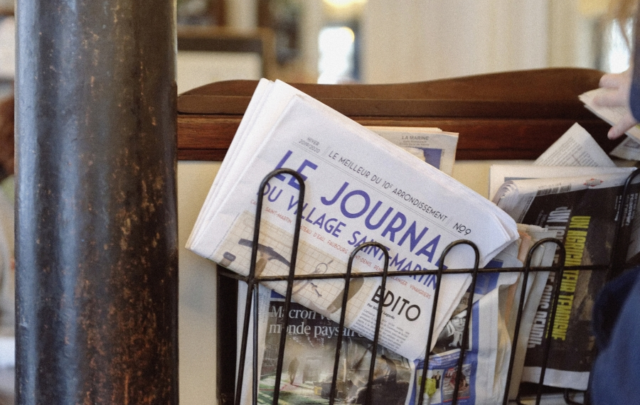 Acme Paris Journal Du Village Saint Martin 3 Scaled